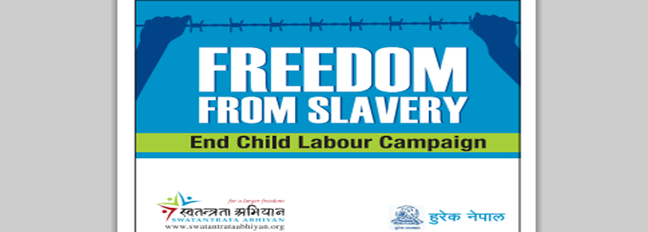 End child labor campaign